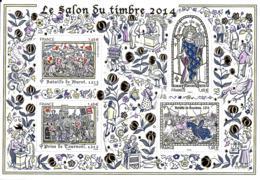 France 2014 BF - Yvert Et Tellier Nr. BF 135 - Michel Nr. Block 248 ** - Blocs & Feuillets