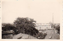 Foto Kirche Und Häuser - Ukraine Region Mariupol Makijiwka - Ca. 1942 - 8*5cm (50372) - Lieux