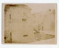 Musée Du Fort De La Pompelle RARE 51500 Puisieulx Snapshot 51 Soldat Militaire 14-18 ? - Lieux