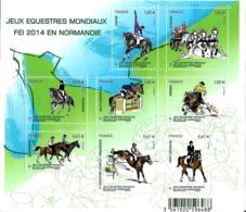 France 2014 BF - Yvert Et Tellier Nr. F4890 - Michel Nr. Klbg. 5949/5956 ** - Blocs & Feuillets