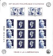 France 2015 BF - Yvert Et Tellier Nr. F4986 - Michel Nr. Zd.-Bg. 6294/6296 ** - Blocs & Feuillets