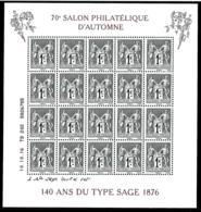 France 2016 BF - Yvert Et Tellier Nr. F5094 - Michel Nr. Klbg. 6605 ** - Blocs & Feuillets