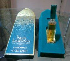 NUITS INDIENNES - EDP 3,7 ML De JEAN LOUIS SCHERRER - Moderne Miniaturen (ab 1961)