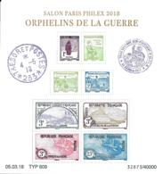 France 2018 BF - Yvert Et Tellier Nr. F5226 - Michel Nr. Klbg. 7035/7042 ** - Blocs & Feuillets