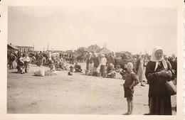 Foto Einheimische Auf Markt  - Ukraine Region Mariupol Makijiwka - Ca. 1942 - 8*5cm (50376) - Lieux
