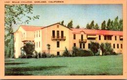 California Oakland Mills College - Oakland
