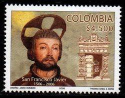 A583N - KOLUMBIEN - 2006- MNH- SAN FRANCISCO JAVIER - Colombie