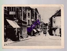 CPA :   Esch S  / Alzette    Avenue De La Gare Carte  Circulée 1949 ! - Esch-Alzette