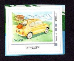 France - Collector - Fiat 500  Cinquecento - Coches