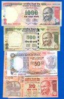 Inde  10  Billets - Indien