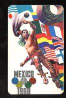 Mexico 1968 Olympic Games > Schiedam Holland (97-1) - Mexiko