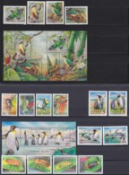 TAIWAN 1995 - 2006, Birds And Insects, 4 Series + 2 Souvenir Sheets, Unmounted Mint - 1945-... República De China