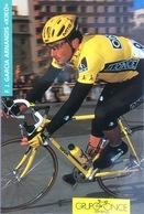 """Postcard Francisco José Garcia Arnandis """"Kiko"""" - ONCE - 1996 - Ciclismo"""