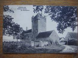 France - Saône Et Loire - CHAROLLES - Château Ferme De Montessus - Charolles