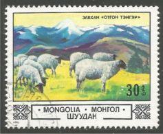 AF-53 Mongolie Mouton Bélier Schapen Pecora Aveja Sheep Ram Schaf Rammen Ariete - Agriculture