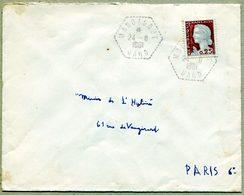MANDAGOUT GARD  Hexagonal Tireté 1961 - 1961-....