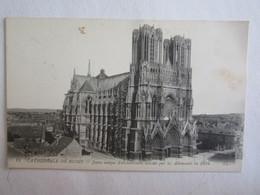 [51] Marne > Reims Joyau Unique D'architecture Détruit Par Les Allemands En 1914 - Reims