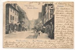 COLMAR RUE VAUBAN / AUBANSTRASSE  OBER ELSASS / HAUTE ALSACE     C305 - Colmar