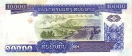 LAOS P. 35a 10000 K  2002  UNC - Laos