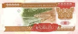 LAOS P. 36a 20000 K 2002 UNC - Laos