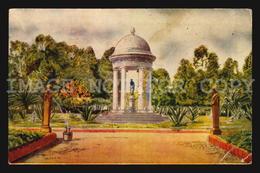 Uruguay Postcard Cpa AK - Piriapolis Venus Fountain Atlantica Chromolithograph  W6-021 - Uruguay