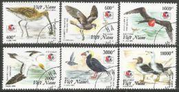 WWF-8 Vietnam Oiseaux Mer Sea Birds See Vogeln - W.W.F.