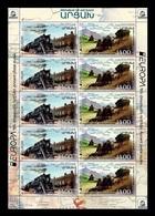 Armenia (Nagorno-Karabakh) 2020 Mih. 220/21 Europa. Ancient Postal Routes (M/S) MNH ** - Armenien