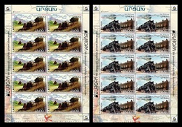 Armenia (Nagorno-Karabakh) 2020 Mih. 220/21 Europa. Ancient Postal Routes (2 M/S) MNH ** - Armenien