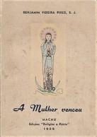 Macau - A Mulher Venceu - Macao - China - Portugal - Cultural