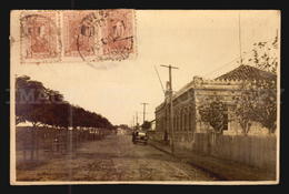 Uruguay Or Brazil Postcard Cpa AK - RIVERA LIVRAMENTO Santa Maria O Irai RS Real Photo RPPC   W6-027 - Uruguay
