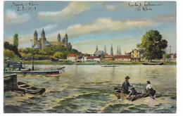 SPEYER A. Rh - Partie Am Rhein. - Speyer