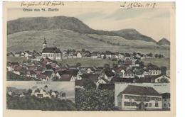 Gruss Aus St-Martin - Allemagne