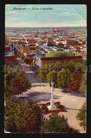Uruguay  Postcard Cpa AK - Montevideo Plaza Cagancha   W6-029 - Uruguay