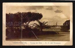 Uruguay  Postcard Cpa AK -  Punta Del Este Water Tank  W6-030 - Uruguay