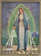 Rio De Janeiro - Nossa Senhora Medianeira De Todas As Graças - Igreja Católica - Brasil - Old Books