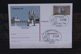 Sonderpostkarte: LYMPURGA 83; PSo8; Sonderstempel Europatag - Europa-CEPT