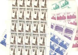 """""""Vues De La Grand Place De Bruxelles"""" - Full Sheets"""