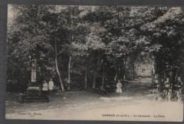 78 - GAMBAIS  - La Germanie - La Croix (Abimée) - France