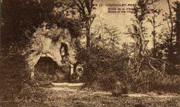 Houthulst- Grotte De La Vierge EERST WERELDOORLOG BELGIË BELGIQUE 1914/18 WWI WWICOLLECTION - War 1914-18