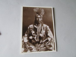 Member Of The Algonquin, A Piegan Dandy. - Indiaans (Noord-Amerikaans)
