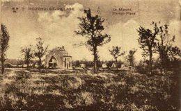 Houthulst- Forêt. Le Marché EERST WERELDOORLOG BELGIË BELGIQUE 1914/18 WWI WWICOLLECTION - War 1914-18