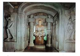Corée Du Sud    Sitting Buddha Gyeongju     Bouddha Assis à Gyeongju  TBE - Corée Du Sud