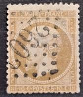FRANCE 1862 - Canceled - YT 21 - 10c - 1862 Napoleon III