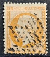 FRANCE 1862 - Canceled - YT 23 - 40c - 1862 Napoleon III