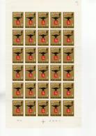 Cinquantenaire De La Création De La Talbot House à Poperinge - Full Sheets