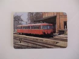 Train Comboio Portugal Portuguese Pocket Calendar 1988 - Calendars