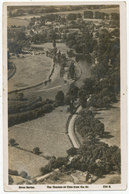 The Thames At Eton From The Air, 1931 Postcard - Inghilterra