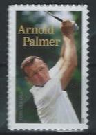 USA. Scott # 5455 MNH. Arnold Palmer Golfer  2020 - Vereinigte Staaten