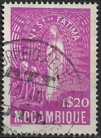 Mocambique – 1948 Our Lady Of Fatima 1$20 Used Stamp - Mosambik