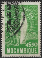 Mocambique – 1948 Our Lady Of Fatima 4$50 Used Stamp - Mosambik